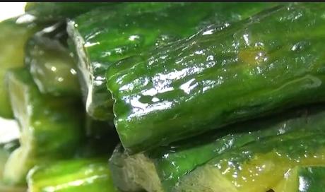 酱坛黄瓜, 腌黄瓜做法