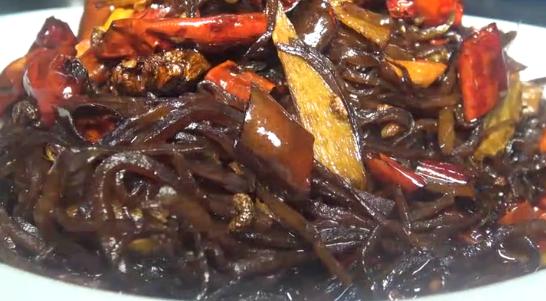 潘金莲老咸菜