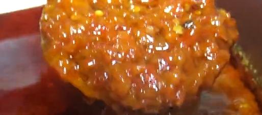 鲜椒香辣酱