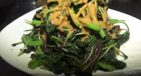 麻汁人性菜