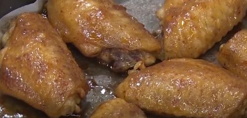 铁盘烤鸡翅