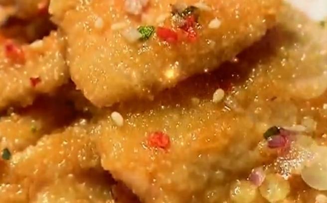香煎米粉肉