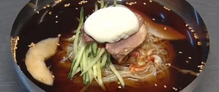 最畅销的冷面做法,冷面汤调配