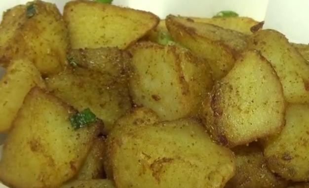 好吃的土豆