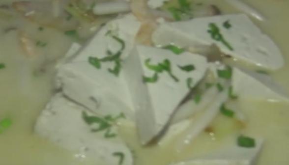 手工老豆腐